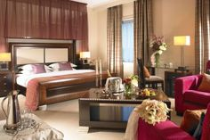 Bridal Suite at the Carlton Shearwater Hotel Galway