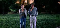 "Hugh Grant as William ""Will"" Thacker | Anna Scott [Julia Roberts] e William Thacker [Hugh Grant]"