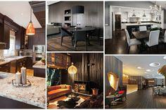 Stylish Dark Wood Interiors That Will Make You Say Wow