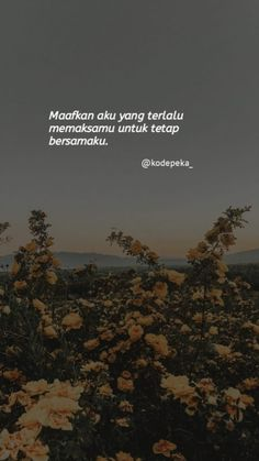 Posted by シンタ 🌱 Quotes Galau, Reminder Quotes, Quotes Indonesia, Caption Quotes, Heartbroken Quotes, Sadness, Qoutes, Love Quotes, It Hurts