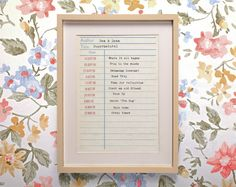 Personalised Library Ticket / Borrowers Card Print, wedding, anniversary, birthday poster. Classic / vintage / Literature