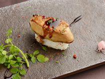 Terrace Dining TANGO menu. Tokyo Tower / Zojoji Temple, Western Italian, Western SAVOR JAPAN -Japanese Restaurant Guide-