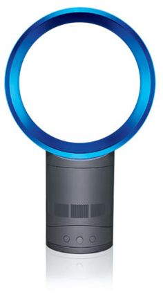 Yet another Dyson product I so desire...  A fan with no blades?  That's a yes to this mama!