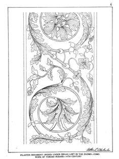 1920 - Ornamental details of the Italian Renaissance by Arthur L Blakeslee