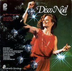 Disco Noel your way into Santa's heart. #vintage