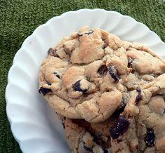 ATK Chocolate Chip Cookies recipe, big soft chewy chocolate chip cookies