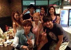 "DBSK's Yunho, Choi Daniel, Park Soo Jin and Others Create an ""85 Line"" Park Soo Jin, Choi Daniel, Korean Music, Hades, Korean Actors, Line, Create, Kpop, Greek Underworld"