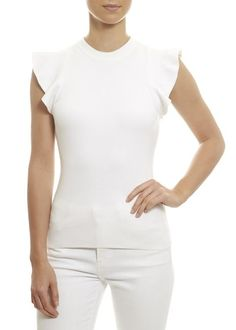 Leading online upscale fashion boutique in London for women's outerwear. Selecting designers such as Canada Goose, Rino & Pelle, Ventcouvert and Muubaa in Sheepskin, Fur & Leather coats and much more. Rose Clothing, Women's Tops, Tank Tops, Shirt Blouses, Shirts, Outerwear Women, Ruffle Sleeve, Fashion Boutique, Fashion Ideas