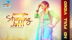 #Satvir Sidhu - #Stunning Jatti | Official Music Video | Fantasy Records
