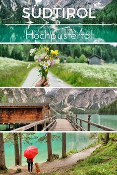 Die schönsten Plätze in Südtirol im Hochpustertal entdecken.