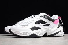 1:1 Nike M2K Tekno AO3108 202 Women White Coral Pink Outlet