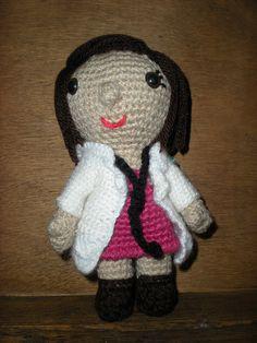Dr. Amigurumi #amigurumi #crochet