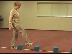 Falls And The Elderly And Seniors; Stepping Exercises - Eldergym® Senior Fitness