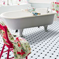 x White with black dot octagon ceramic tiles. Mosaic Tiles, Wall Tiles, Pallet Size, Tiles Direct, Tile Trim, Feature Tiles, Traditional House Plans, Wall Finishes, White Tiles