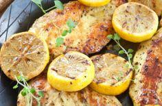 Roasted Garlic Lemon Chicken