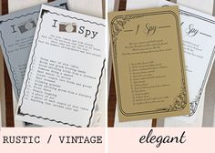 free download wedding disposable camera i spy list
