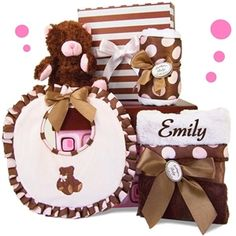 http://www.gotobaby.com/ – Get the genuine Bearington collection luxury baby girl gift set at Go To Baby to make a grand impression!