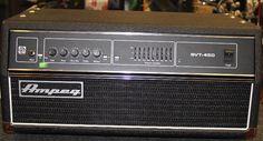 Ampeg SVT450H Bass Guitar Amplifier Head