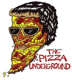 The Pizza Underground - Great Fan Art from Rob Corradetti Check out his work athttp://killeracid.com/
