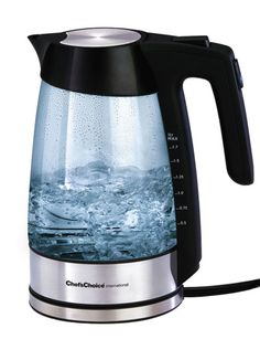 Chef's Choice M679 Glass Kettle