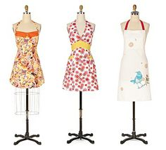 Cute Aprons for Women   ... apron, and it is so sad. Old, ugly, dirty.....I need a cute new one