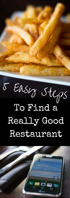 """Follow these five simple rules to answer the question """"Where should I eat?"""" Use my system, and you'll never pick a bad restaurant again. via @recipeforperfec AD Walmart Family Mobile #SummerIsForSaving"""