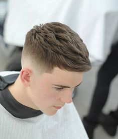 Short Haircuts For Fine Hair Men 89