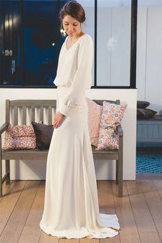 Les robes de mariée - Mathilde Marie