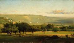 George Inness, 1825-1894  https://picasaweb.google.com/116785872448386935525/19thCItalianLandscapePaintings
