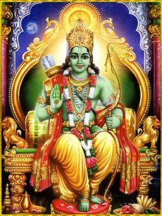 The Lord Shri Ram is one of the most powerful Hindu God. He is the seventh avatar of Hindu god vishnu. Lord Rama Images, Lord Shiva Hd Images, Sri Ram Image, Shri Ram Wallpaper, Hd Wallpaper, Lord Sri Rama, Shri Ram Photo, Ram Photos, Lakshmi Images
