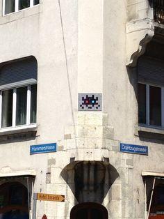Space Invaders & Art Basel 3