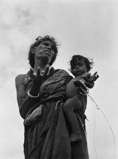 Werner Bischof, Bihar, India, 1951