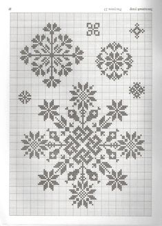 This Pin was discovered by ZÜB Cross Stitch Christmas Ornaments, Xmas Cross Stitch, Cross Stitch Borders, Christmas Cross, Cross Stitch Designs, Cross Stitching, Cross Stitch Patterns, Christmas Embroidery Patterns, Diy Embroidery