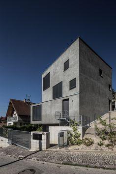 Casa familiar en Dlhé Diely I / Plusminusarchitects