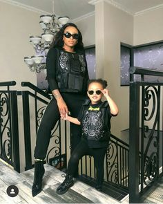 DJ Zinhle and Kairo The Dj, Business Women, To My Daughter, Goth, Punk, Pearl, Chocolate, Woman, Life