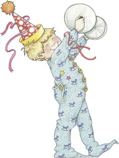 Mary Engelbreit 'Celebrate the New Year' Mary Engelbreit, Church Nursery Decor, Card Making Inspiration, Cartoon Drawings, Paper Dolls, Scrapbook Paper, Childrens Books, Illustrators, Art For Kids