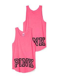 Muscle Tank PINK