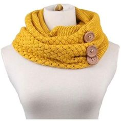 Cable Knit Cowl Neck