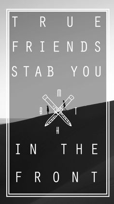 True Friends // Bring Me The Horizon