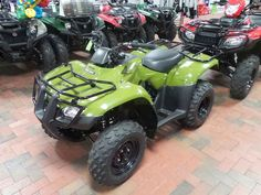 New 2016 Honda FourTrax Recon ATVs For Sale in North Carolina. 2016 Honda FourTrax Recon, 2016 Honda® FourTrax® Recon® Sized Right For Versatility. Every craftsman knows that if you use the right tool for the job, life is a lot easier. But that s a secret plenty of people forget when they re looking at utility ATVs. Bigger isn t always better, but it is usually more expensive and that is why the Honda® Recon® is going to be the smartest choice lots of ATV riders will ever make. Why? You…