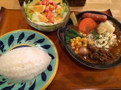 カレー侍 (Curry Samurai)