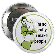 I make people.