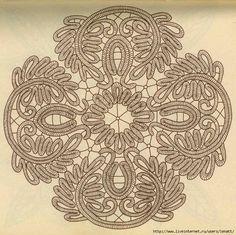 szydełko / koronka rumuńska / serweta // Point Lace patterns from Ileana Keizer Bobbin Lace Patterns, Macrame Patterns, Irish Crochet, Crochet Lace, Tambour Beading, Bruges Lace, Romanian Lace, Bobbin Lacemaking, Lace Painting