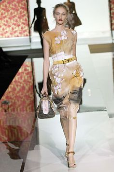Dolce & Gabbana - Spring 2008 Ready-to-Wear
