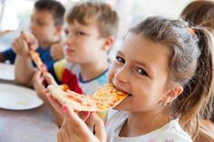 The shocking foods your kids are eating at school
