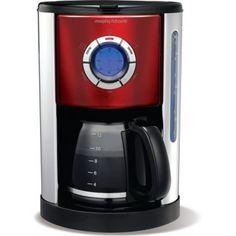 http://www.morphyrichards.com.tr/mn47094.php Accents Kırmızı Filtre Kahve Makinesi