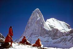 Changabang Peak