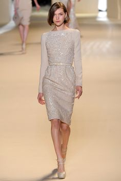 Elie Saab Fall 2011 Ready-to-Wear Collection Slideshow on Style.com