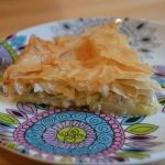 My Leftover Cheeseboard Pie kicks off the '20 days Christmas Recipe countdown' on the Gourmandize website!