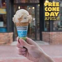 Today Only: FREE Ice Cream at Ben & Jerry's – 4/8/2014, 12PM-8PM